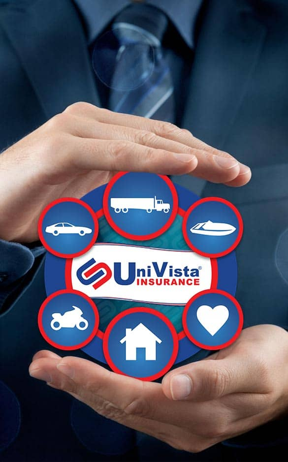 Get A Free Quote | Lowest Rates | UNIVISTA INSURANCE