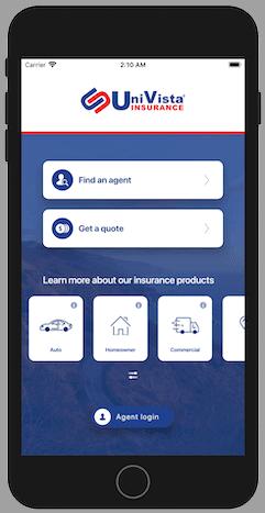 Univista App
