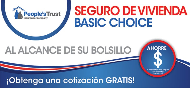 seguro de vivienda basic choice