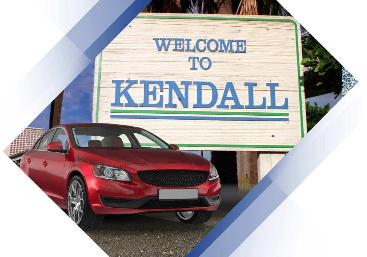 Seguro de Auto en Kendall